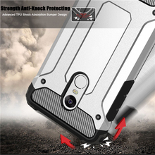 Armor Shockproof Case For Xiaomi Redmi Note 7 5 6 Pro 6A Full Cover Hard PC For Xiaomi Mi A1 A2 PC+TPU Protective Funda Coque цена 2017