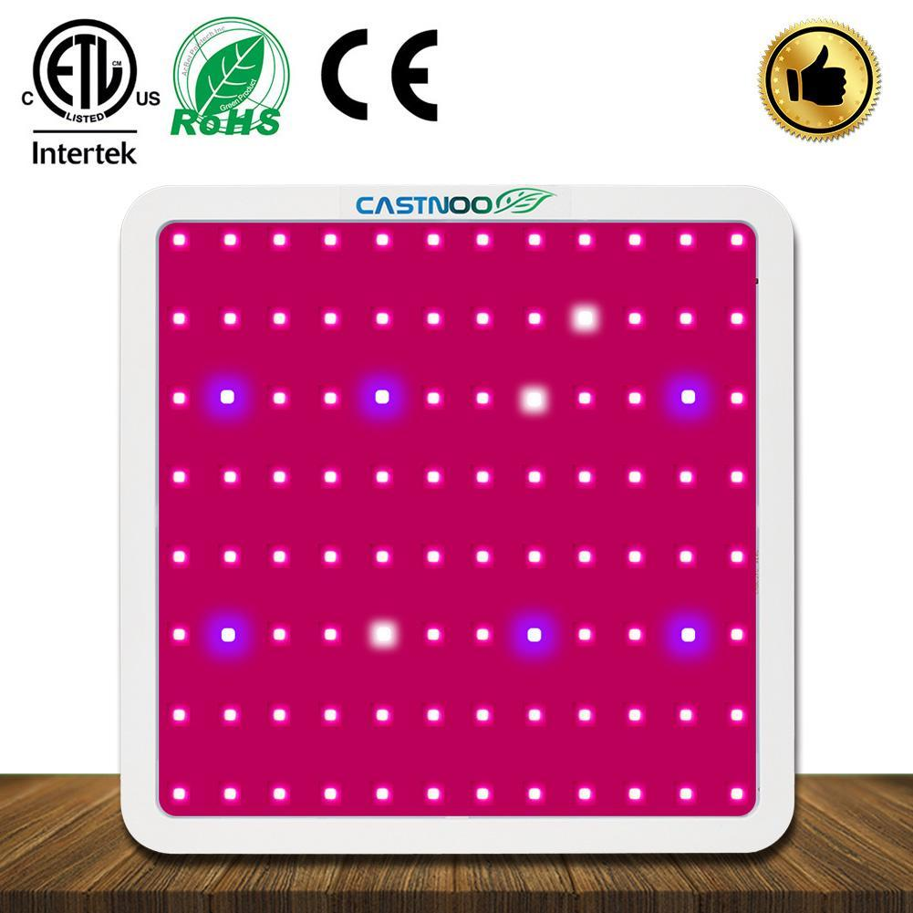 400W LED Grow Light AC85~265V Full Spectrum LED Plant Grow Light For Indoor Plants Flowering And Growing