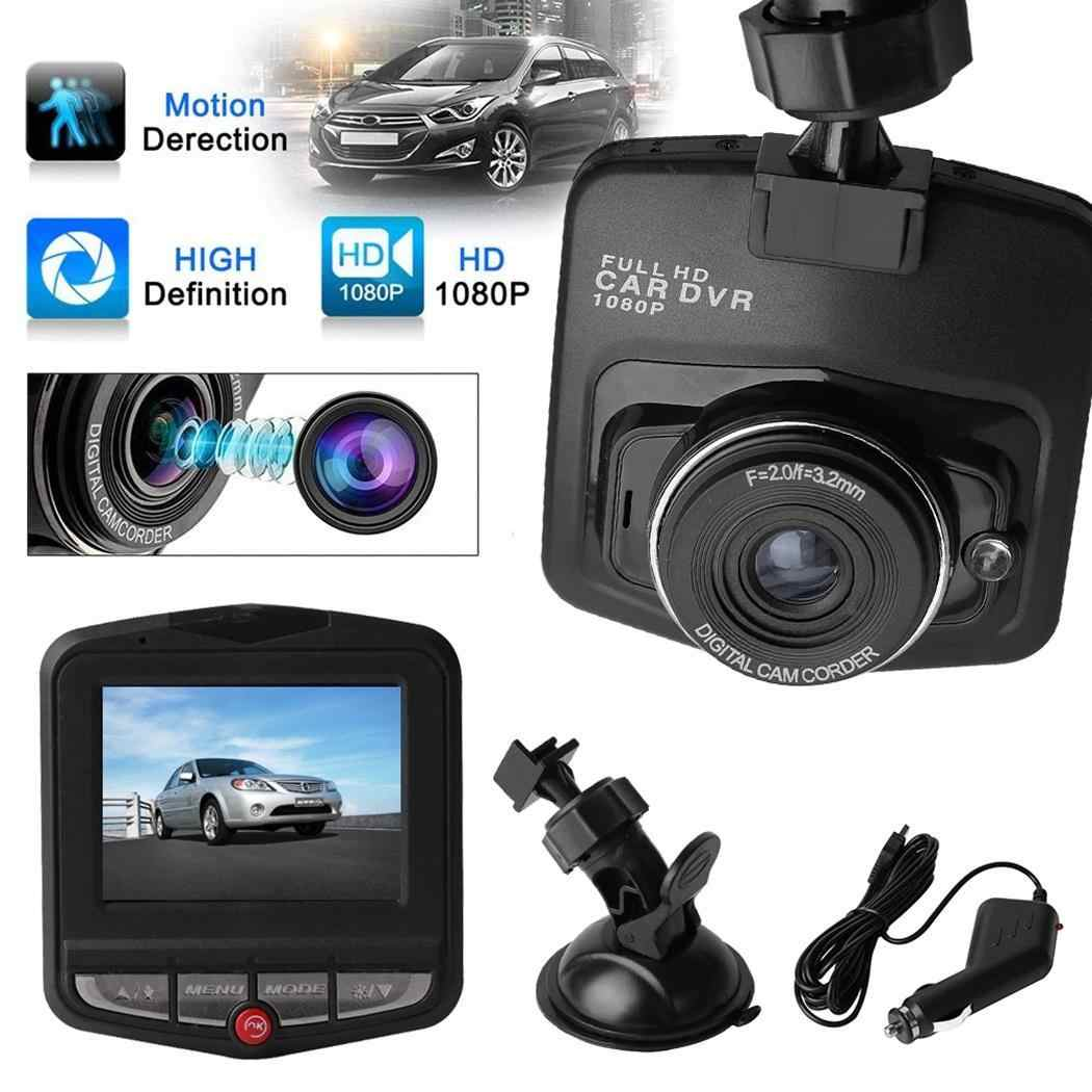"2.4""Mini Vehicle Traffic Recorder Car DVR Camera Dashcam Full HD1080P G-Sensor Night vision Dash Cam NO TF CARD"