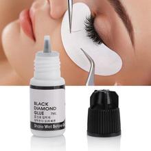 Colle de greffage pour extensions de cils individuelles, Nature longue durée, séchage rapide, kit doutils de maquillage pour faux cils, 7ml
