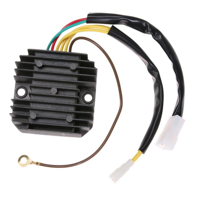 Motorcycle Voltage Rectifier Regulator for BMW F650 F650GS/ST F800S/ST G650 Xcountry F650 CS Scarver For APRILIA Aprilia(China)