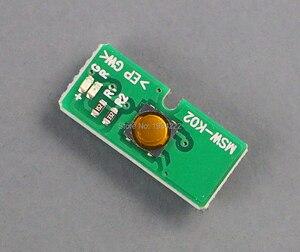 Image 3 - 15 pçs/lote para ps3 4000 modelo pech 4000 super magro botão de ligar/desligar placa interruptor MSW K02