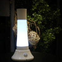Nursery Night Light For Kids Rechargeable Human Body Motion Sensor Light Waterproof Color Changing LED Desk Lamp Magnetic Batt