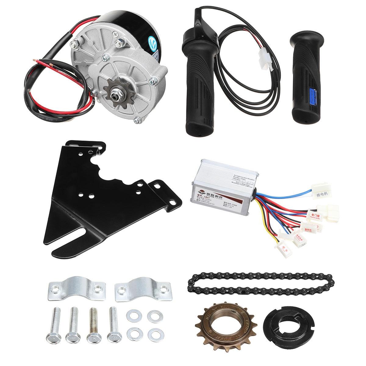 Roue de moteur de vélo électrique 24 V 250 W pour 20-28