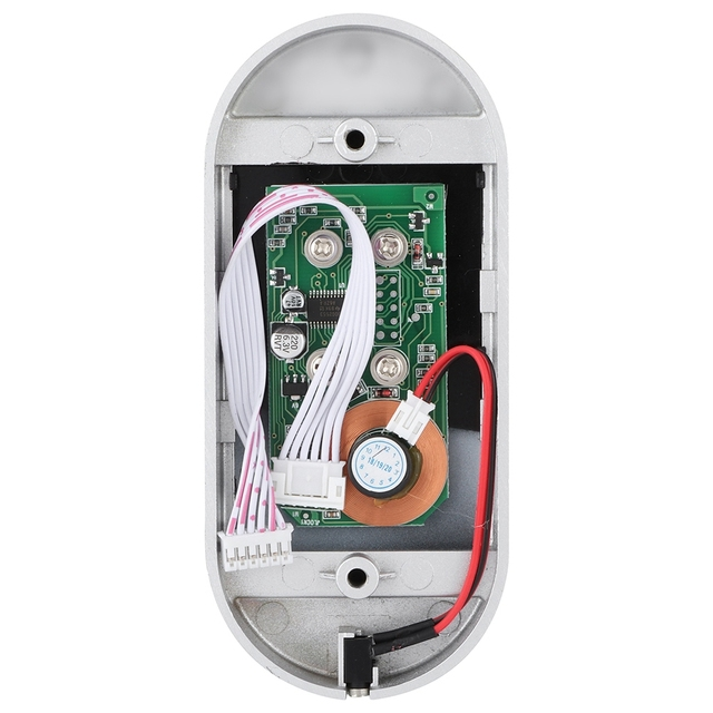Smart Lock with Electronic Password and Touch Screen