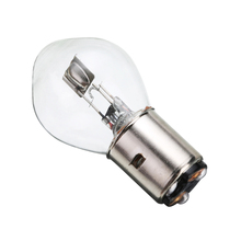Mayitr Motorcycle Lighting 12V 35W 10A B35 BA20D ATV Moped Scooter Headlight Bulb High Quality