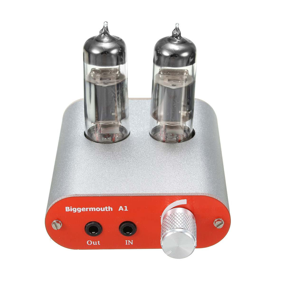 Amplificateur de casque professionnel de haute qualité nouvel ampli bricolage HIFI niveau de fièvre amplificateur de casque Audio 6J5 Tube Valve Multi hybride