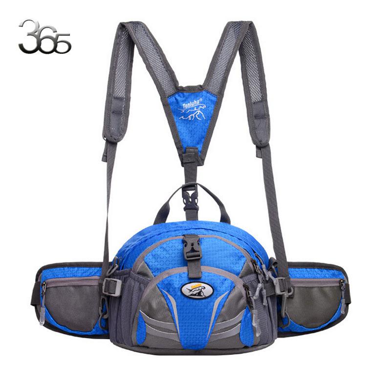 Free Ship Unisex Nice Multi Function Single Shoulder Strap Backpack Bag Waterproof Chest Pack Waist Bag
