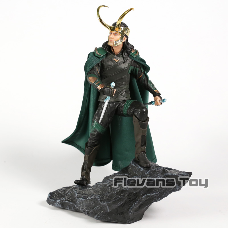 Figure The Avengers Loki Laufeyson Odinson Marvel Super Hero Film Christmas Gift