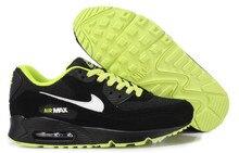 NIKE AIR MAX 90 для мужчин's кроссовки дышащие кроссовки Открытый Спортивная обувь