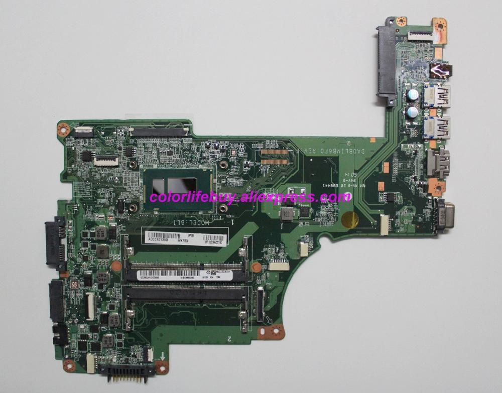Genuine A000301390 DA0BLIMB6F0 i3-4025U Laptop Motherboard Mainboard for Toshiba Satellite L55T-B L55-B L55T Series Notebook PCGenuine A000301390 DA0BLIMB6F0 i3-4025U Laptop Motherboard Mainboard for Toshiba Satellite L55T-B L55-B L55T Series Notebook PC