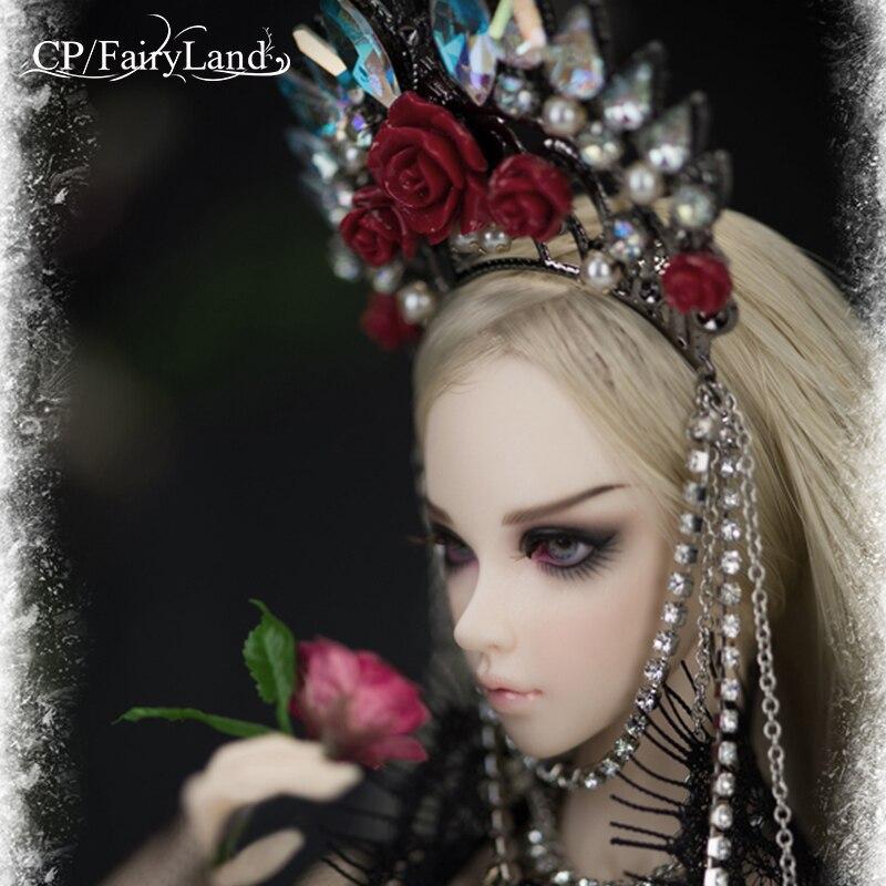 Fairyland ChicLine Chloe 1 4 BJD Dolls Resin SD Toys for Children Friends Surprise Gift for