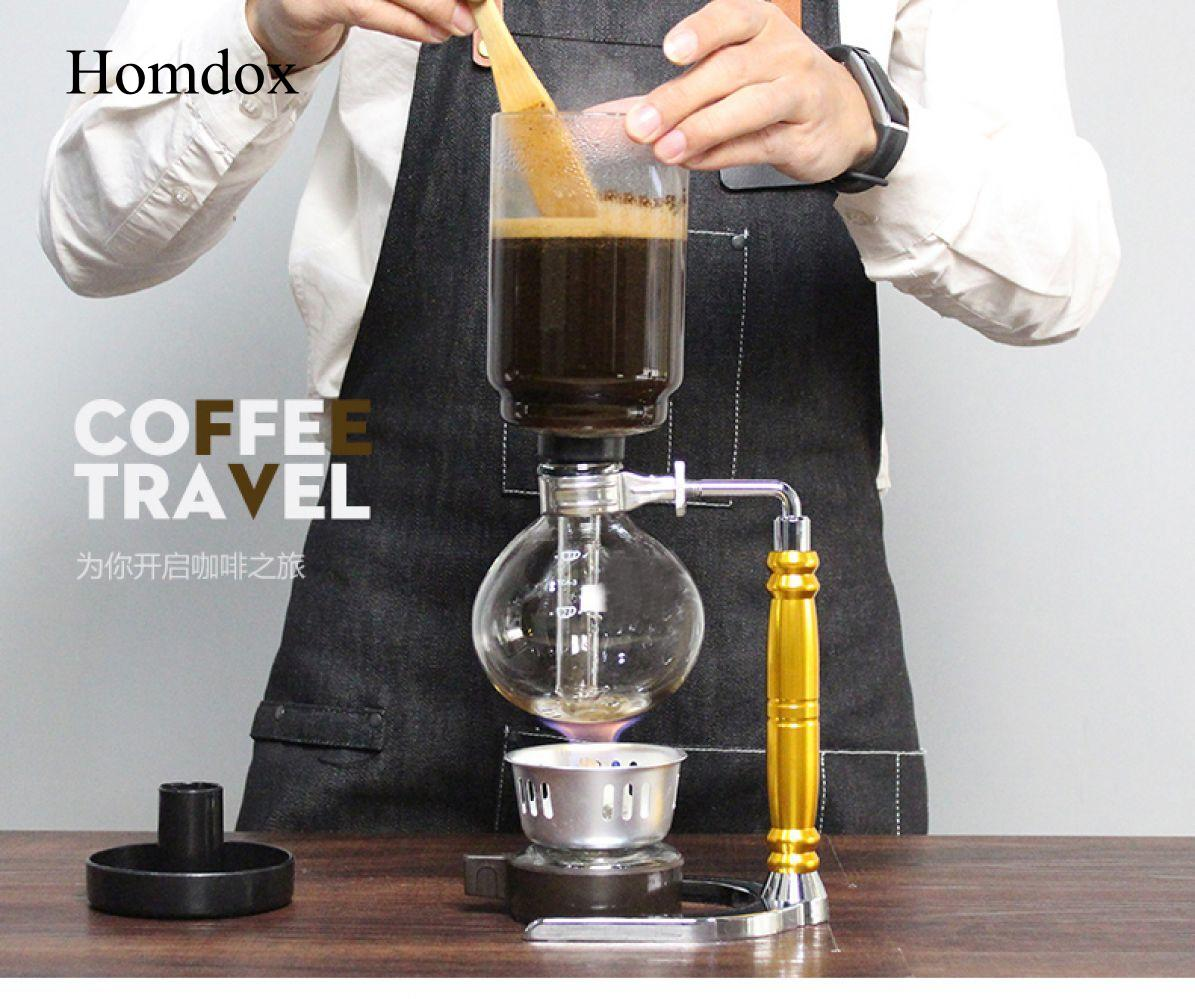Style Siphon Japanese type 3cup glass 5cups machine Siphon filter coffee maker Tea coffee vacuum pot coffeemaker japanese style siphon coffee maker tea siphon pot vacuum coffeemaker glass coffee filter coffee grinders coffee set