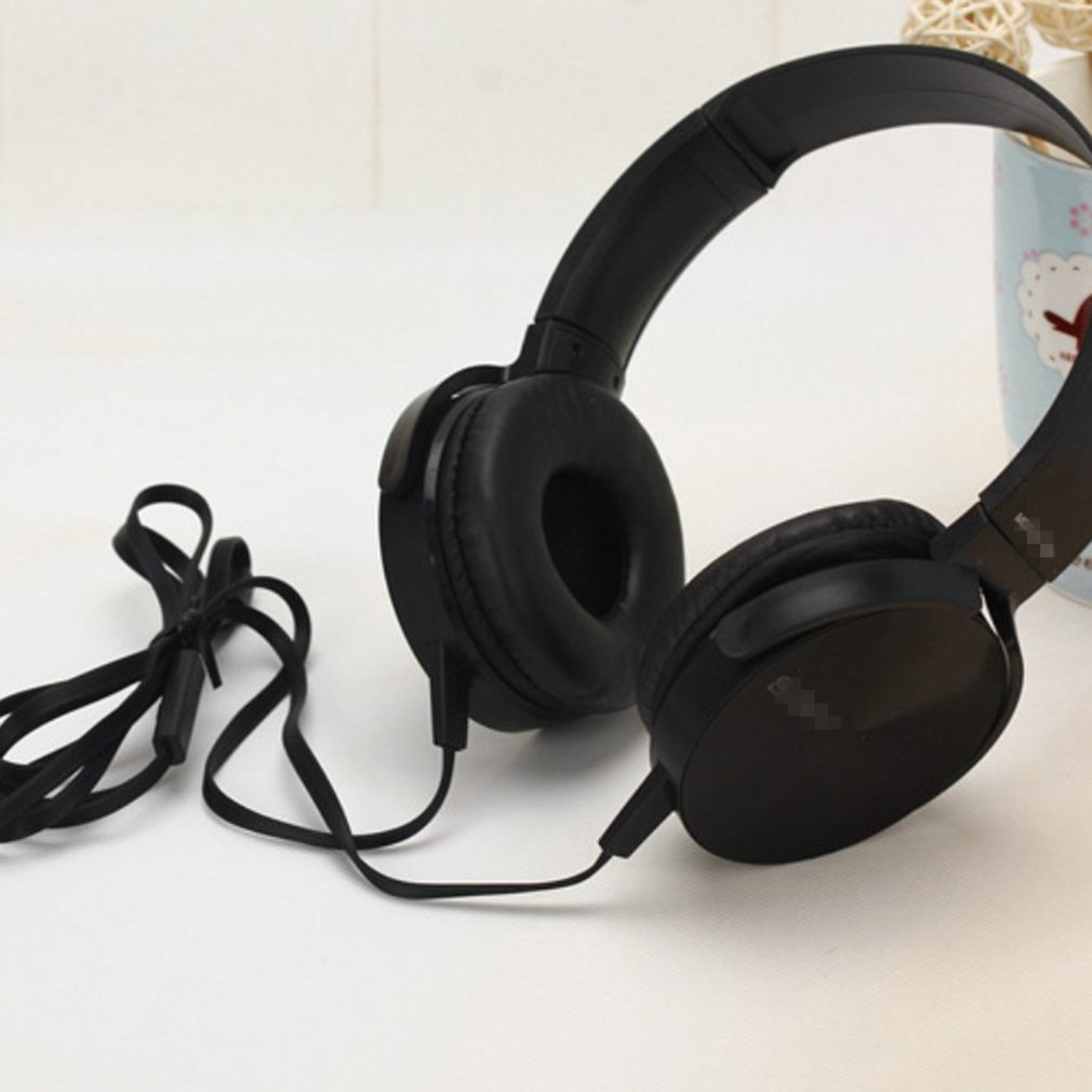 Mdr Xb450 Gaming Headphones Game Headset Soft Earmuffs