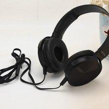 MDR-XB450 Gaming Headphones Game Headset Soft Earmuffs Noise Canceling Earphone