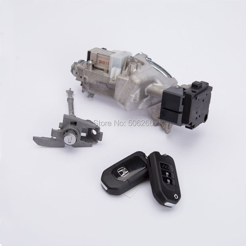 Auto Spare Parts For 2014-2016 models Binzhi, Xinfeng Fan XRV full car door ignition lock core assembly 06350-T7A-H21Auto Spare Parts For 2014-2016 models Binzhi, Xinfeng Fan XRV full car door ignition lock core assembly 06350-T7A-H21