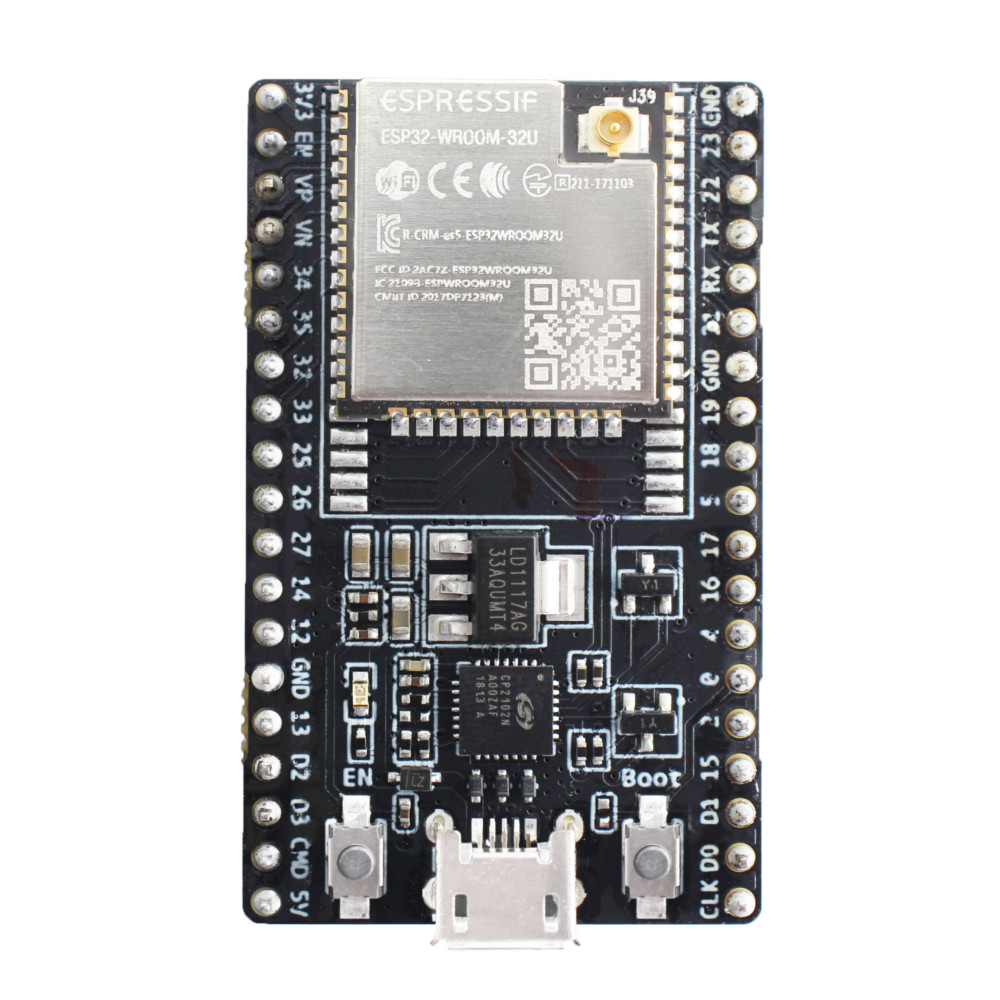 CLIATE ESP32-DevkitC Core Board ESP32 Development Board ESP32-WROOM-32U/32D  F VB VIB S1 Modules