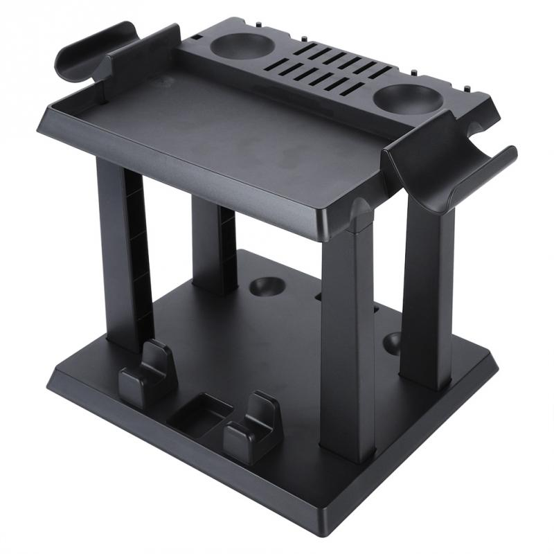 Multifunction Standing Desk Storage Showcase  Organizer For Nitendo Switch NS game Console HOT