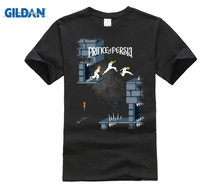 GILDAN Prince of Persia T Shirt Summer Mens T-shirt Printing Brand Tops T-shirts Short-sleeved O-collar