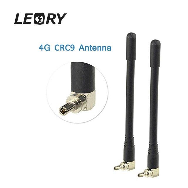 3G/4G אנטנות 1920-2670 Mhz 2 PCS אנטנה CRC9 עבור Huawei מודם E353 E3131 E3372 עם CRC9 תקע מחבר