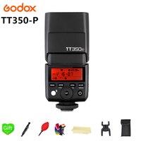 Godox Mini Speedlite TT350 TT350P Camera Flash TTL HSS GN36 for Pentax 645Z K 3II K 1 KP K 50 K S2 K70 Camera