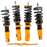 Complete Coilover Shock Absorbers kit for Toyota Celica 2000 2006 Coil Struts Kit Non Adjustable Damper
