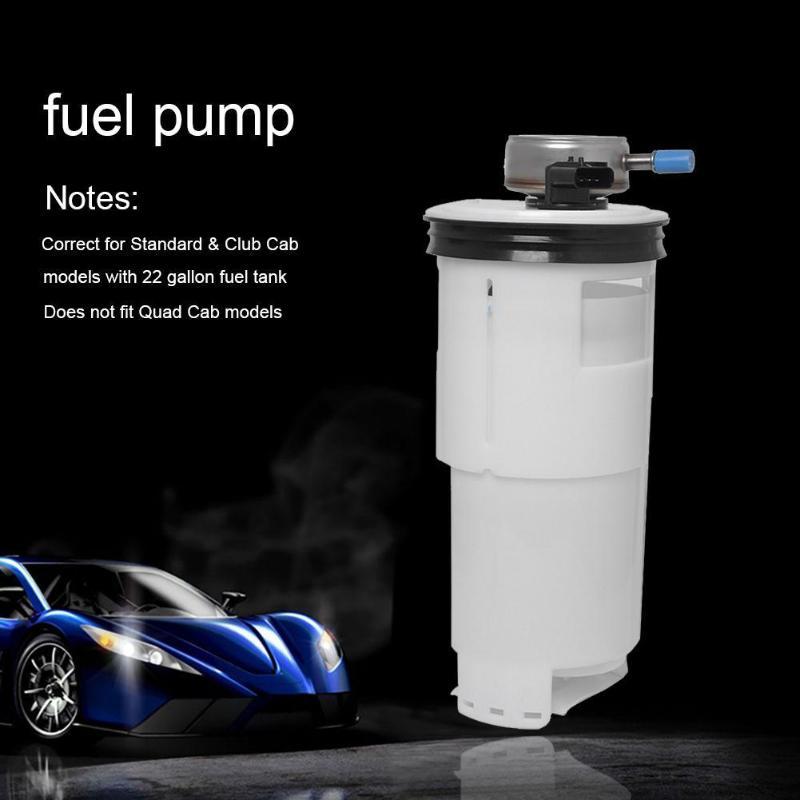 VODOOL Module de pompe à carburant de voiture 189GE 4886298AA pour Dodge Dakota 2.5L 3.9L 4.7L 1997-2003 assemblage de pompe à huile de remplacement Automobile