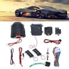 VODOOL Universal Car Vehicle Auto Burglar Alarm Protection K