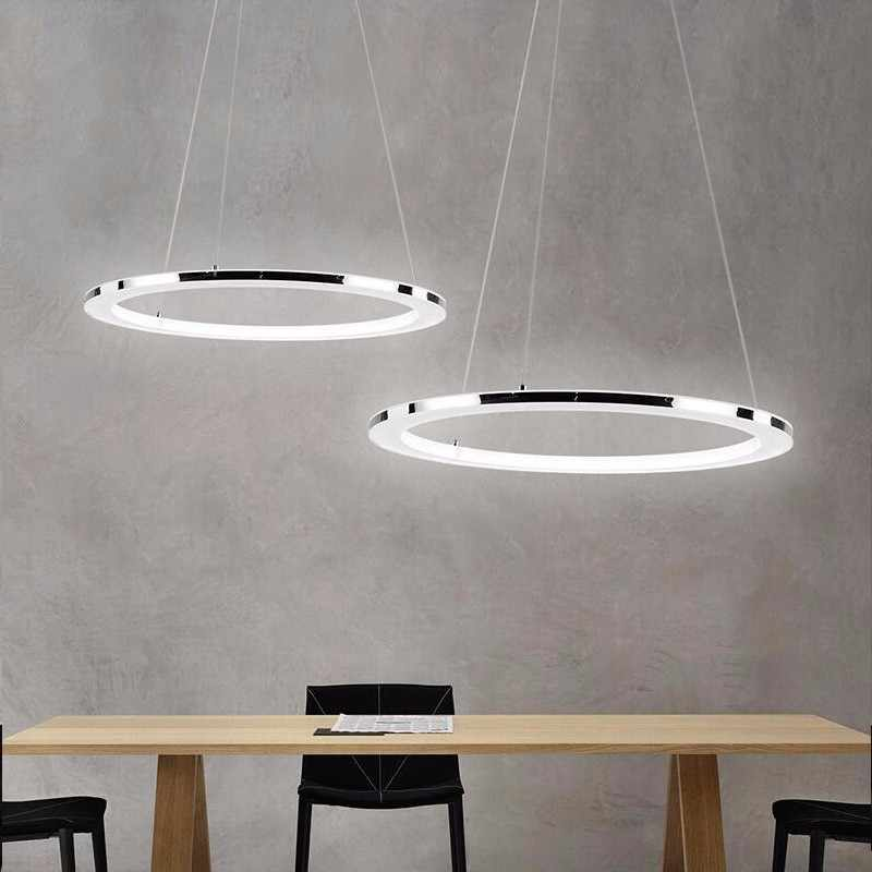 Led Chandelier For Living Dining Room