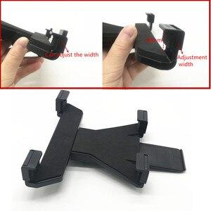 Image 4 - Suporte ajustável do berço da tablet do oem, com bola de 1 polegada para ipad air mini 1 2 3 4 e 7 comprimidos de 12 polegadas compatíveis para montagem ram