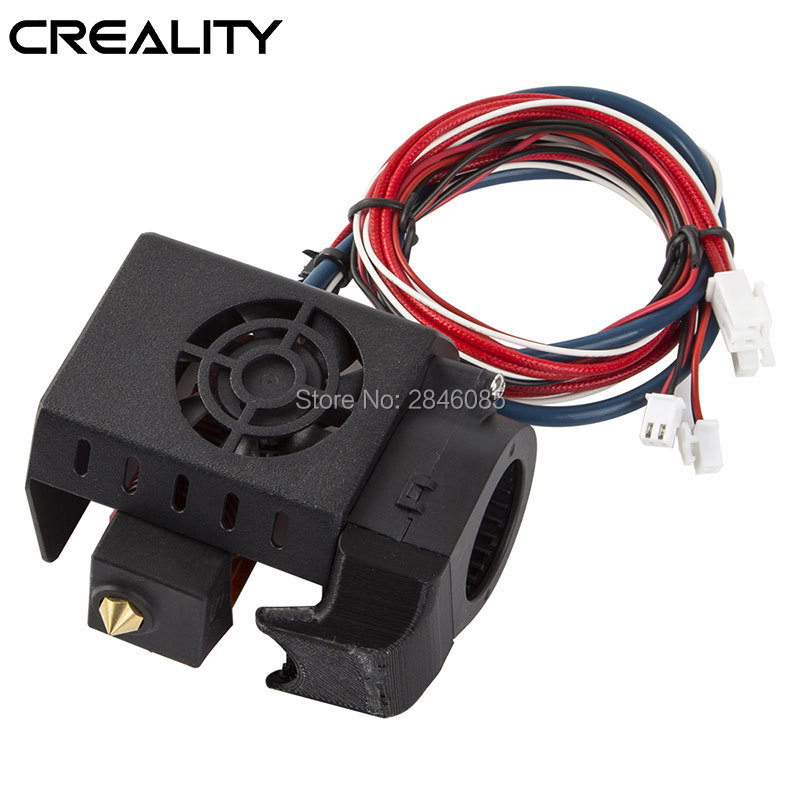 Creality 3D Printer Parts Full Assembled Extruder Hot End kit for CREALITY 3D Printer CR 10S