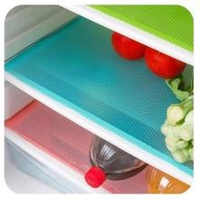 6 шт./упак. влагостойкий помогает бороться с антибактериальным объектива камеры, устойчивая к плесени, холодильник Pad впитывание влаги коврик стол