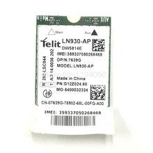 """DW5814E telite LN930-AP WWAN FDD-LTE NGFF 4G модуль для WWAN Беспроводной Wi-Fi 4G карта для ноутбуков Dell широта 1"""" 7480 5480"""