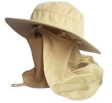 ab129506c06 2019 New Summer Wind-proof Sun Hats SPF 30+ UV Protection Fishing Hat  Fisherman Cap Waterproof Big Bucket Hats With A Wide Brim