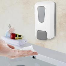 Wall Mounted Manual Foam Machine Soap Dispenser Liquid Pump foam soap dispenser Bathroom Accessories