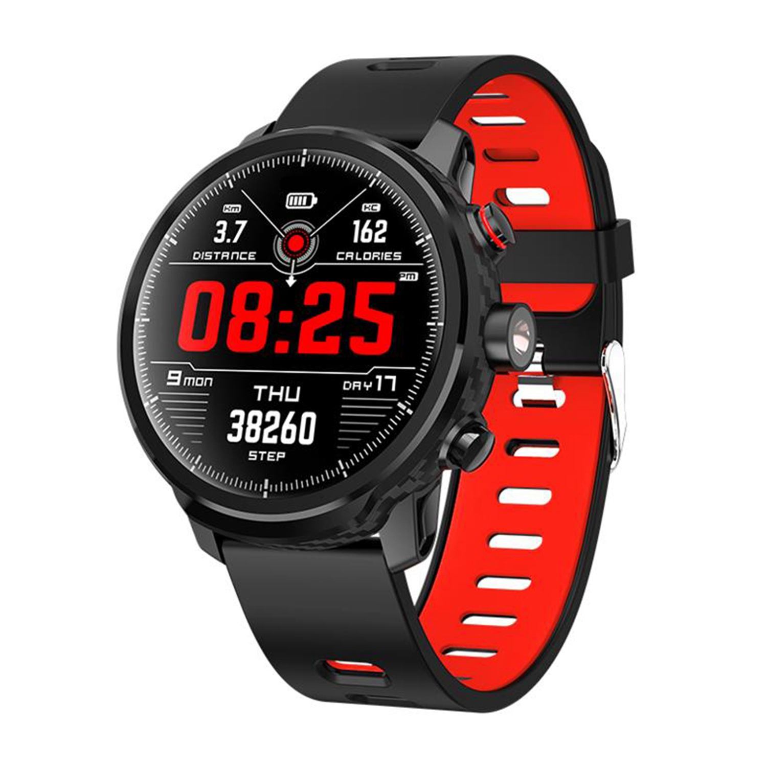 L5 Smart Watch Waterproof Men'S Smart Watch Bluetooth Android Bracelet Call Reminder Heart Rate Pedometer Swimming Ip68