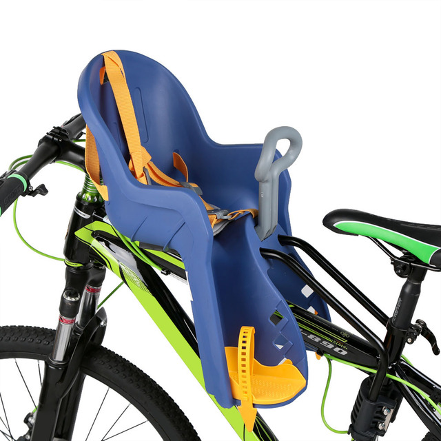 Front Baby Cycling Seat Cycling with Handrail