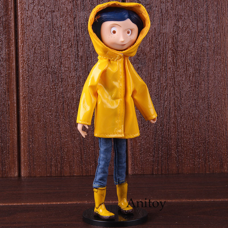Coraline the Secret Door Coraline Y La Puerta Secreta NECA Movie Figurine Action Figure Collectible Model ToyCoraline the Secret Door Coraline Y La Puerta Secreta NECA Movie Figurine Action Figure Collectible Model Toy