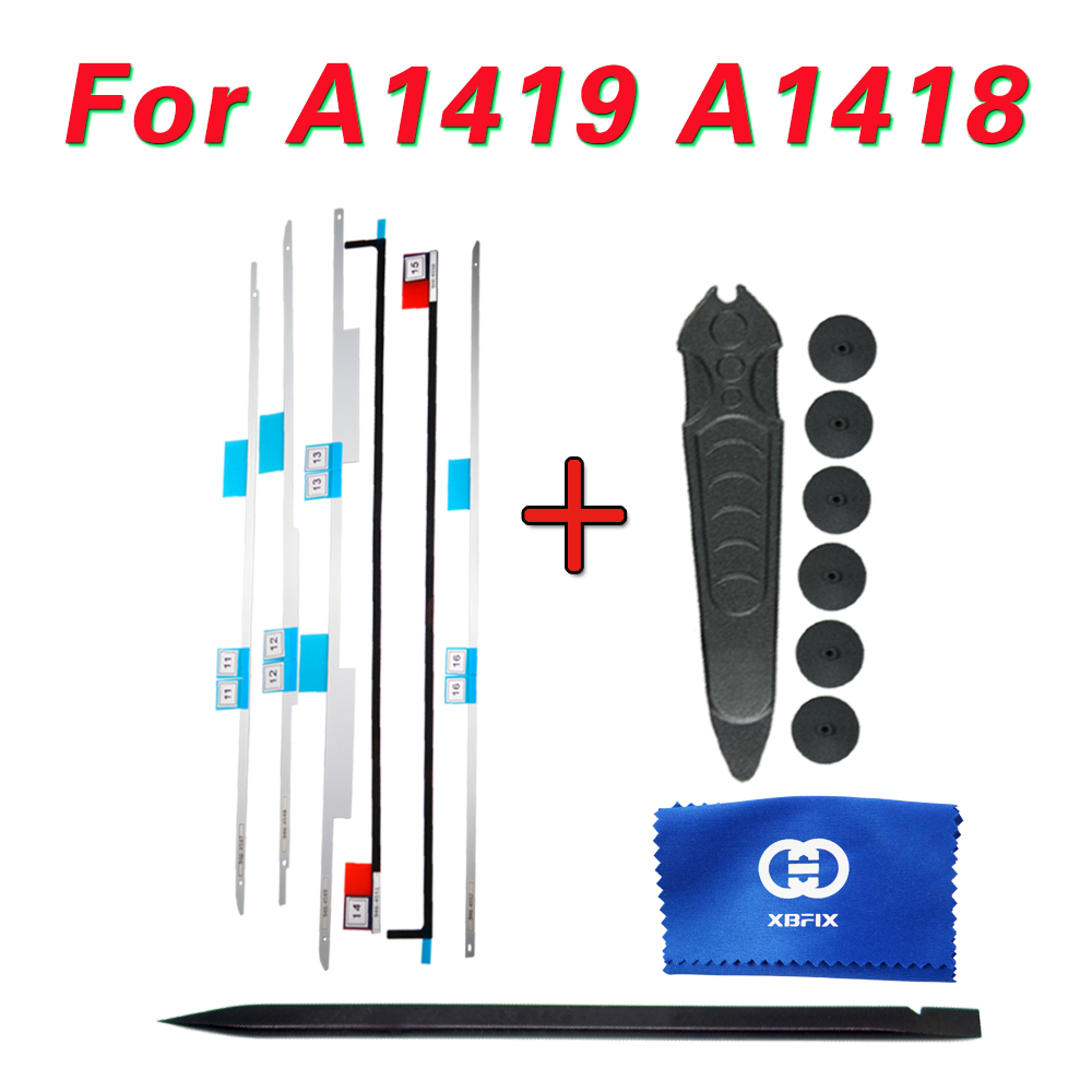 076-1437 076-1422 A1418 A1419 Display Tape/Adhesive Strip/replacement Open LCD Tools For IMac 27