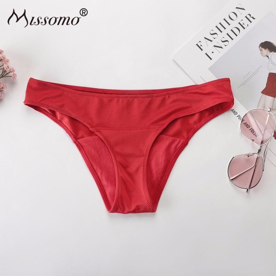 Missomo Women Seamless <font><b>Sexy</b></font> <font><b>Boxer</b></font> Red Panties Cotton Modis Ladies VS Underwear Plus Size XL Lingerie <font><b>Femme</b></font> Panty image