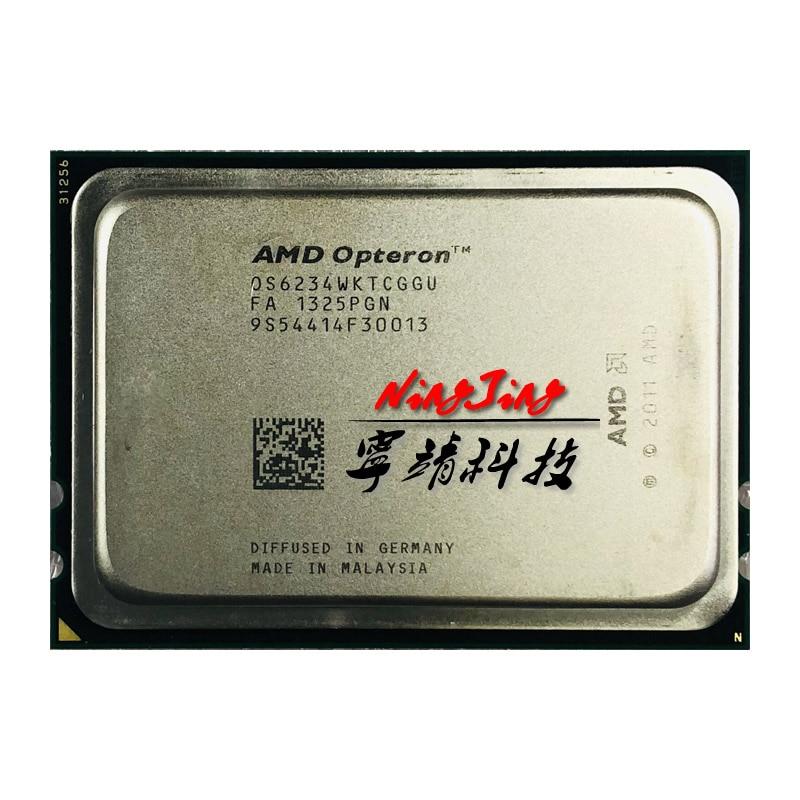 AMD Third Generation Opteron 1385 X4 1385 2.7 GHz Quad-Core CPU Processor OS1385WGK4DGI Socket AM3