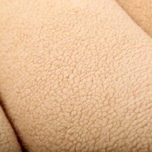 Image 5 - Benepaw lits épais pour animaux domestiques, lavable, doux, doux et grands chiots et chiots, maison, amovible, chaude, transat de luxe, pour lhiver