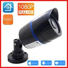 Камера видеонаблюдения jienuo водонепроницаемая инфракрасная