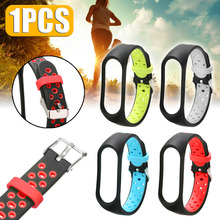 For Xiaomi Mi Band 4 3 Ventilate Sport Replacement Wrist Watch WaterProof Strap Watchbands
