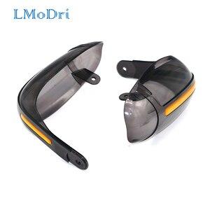 Image 1 - LMoDri אופנוע יד משמרות לכלוך אופני Handguard קטנוע שמשות נהיגה נופל ידיים הגנה 22mm כידון 2 pcs/pair