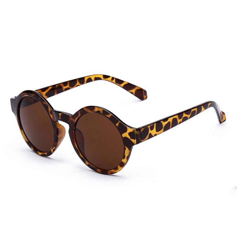Fashionable Leopard Sunglasses Frame Sun Glasses Women Sexy Cutlery Summer Essential Decorative Sunglass