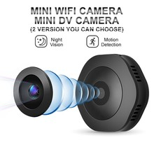 H6 DV/Wifi Mini ip camera Night Version Micro Camera with motion Sensor Camcorder Voice Video Recorder security hd camera 1080p