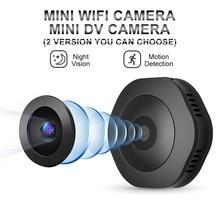 H6 DV/Wifi Mini ip camera Night Version Micro Camera with mo