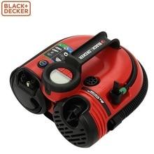 Автомобильный компрессор Black+Decker ASI500-QW