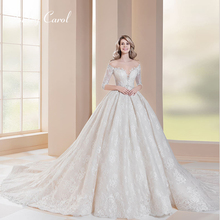 Ashley Carol Ball Gown Wedding Dress 2019 Bridal Gown